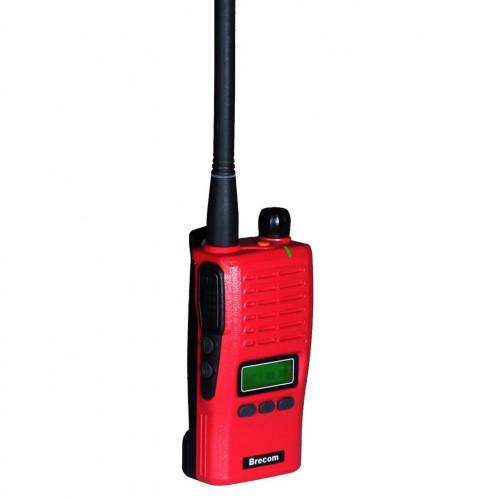 Brecom Vr-1000 Vhf Radiopakke Orange