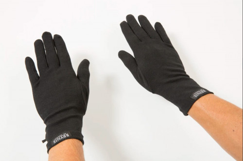 Brynje Classic Gloves, liners Black