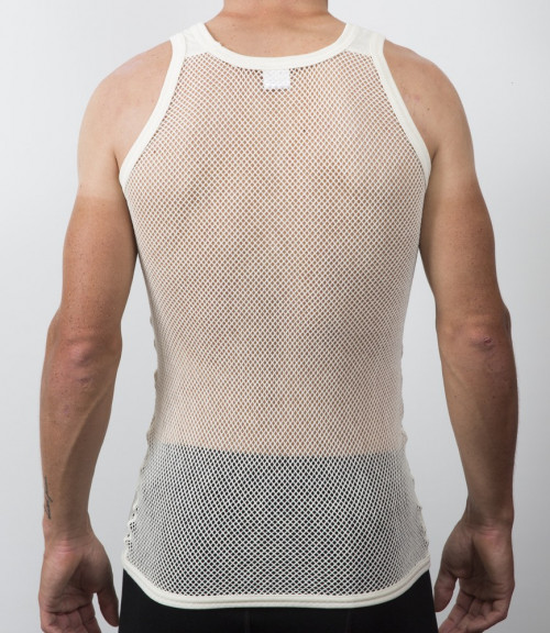 Brynje Wool Thermo A-Shirt Off-White