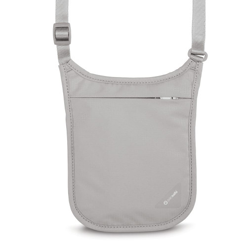 Pacsafe Coversafe V75 Neck Pouch Grey