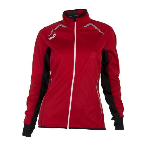 Swix Carbonx Jacket Women's Rød