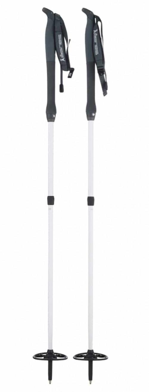 Åsnes Combat Pole 2-Part White