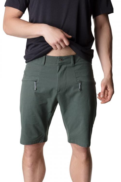 Houdini Men's Daybreak Shorts Deeper Green