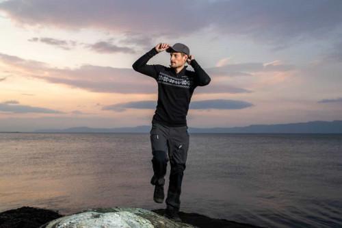 Gridarmor Snøstjerna Merino Top Women's Navy Blazer