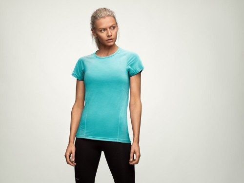 Devold Running Woman T-Shirt Bay