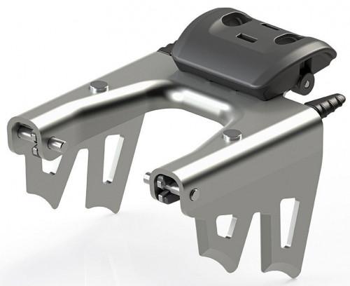 Fritschi-Diamir Vipec Crampon Traxion Aluminium