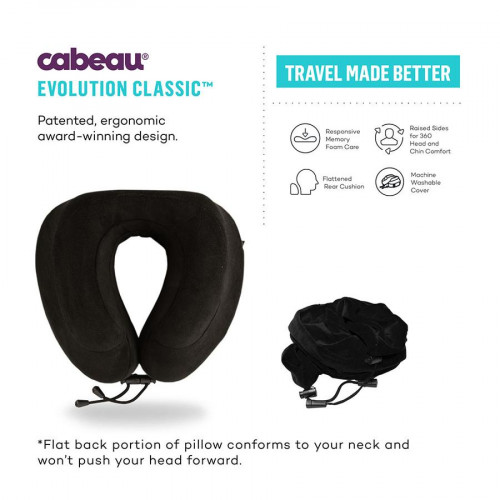 Cabeau Evolution Classic Graphite