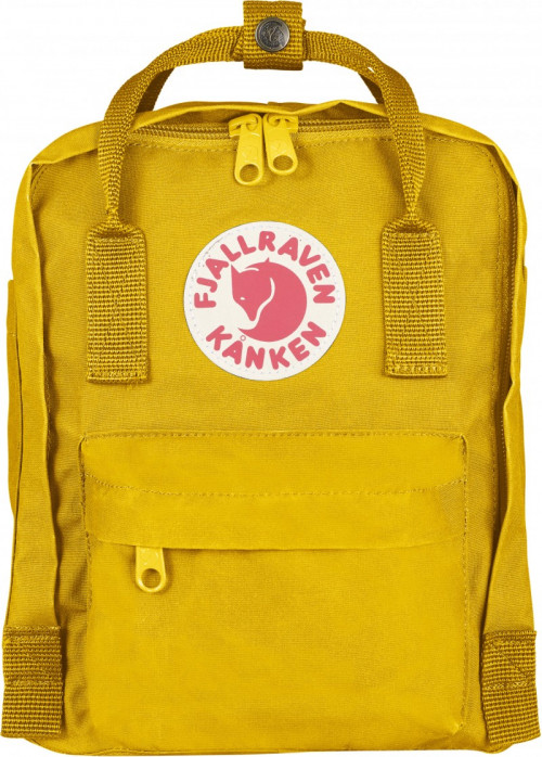 Fjällräven Kånken Mini Warm Yellow