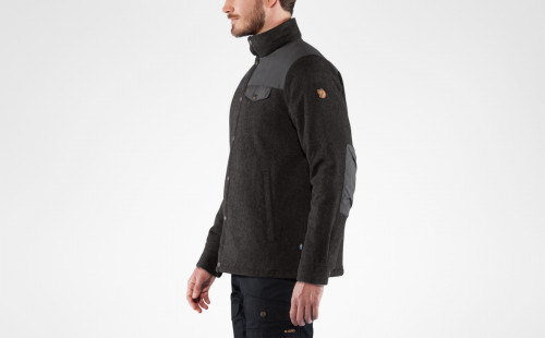 Fjällräven Canada Wool Padded Jacket Men's Red