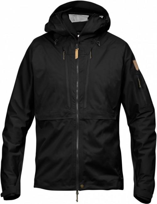Fjällräven Keb Eco-Shell Jacket Black