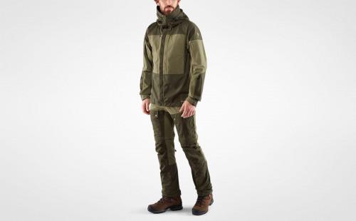 Fjällräven Keb Jacket Men's Deep Forest-Laurel Green