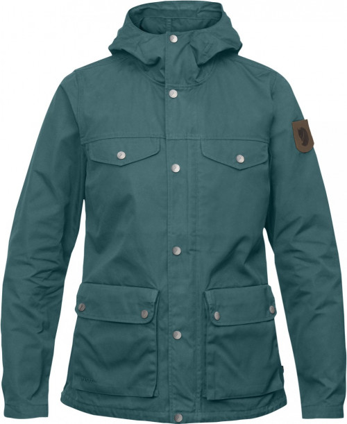Fjällräven Greenland Jacket Woman`s Frost Green