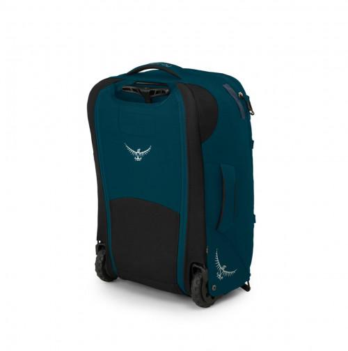 Osprey Farpoint Wheels 36 Petrol Blue