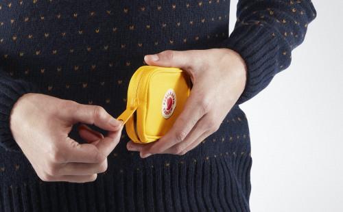 Fjällräven Kånken Card Wallet Black