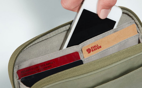 Fjällräven Kånken Travel Wallet Navy