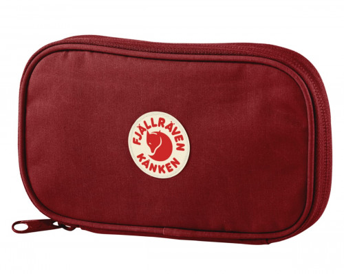Fjällräven Kånken Travel Wallet Ox Red