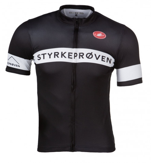 Castelli Team Jersey Black