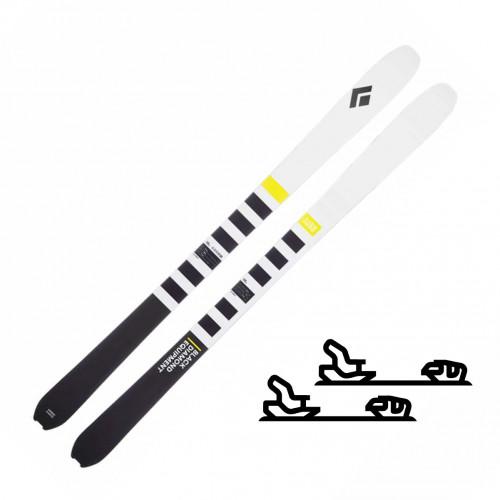 Black Diamond Helio Recon 88 Skis - Randoneeskipakke med binding