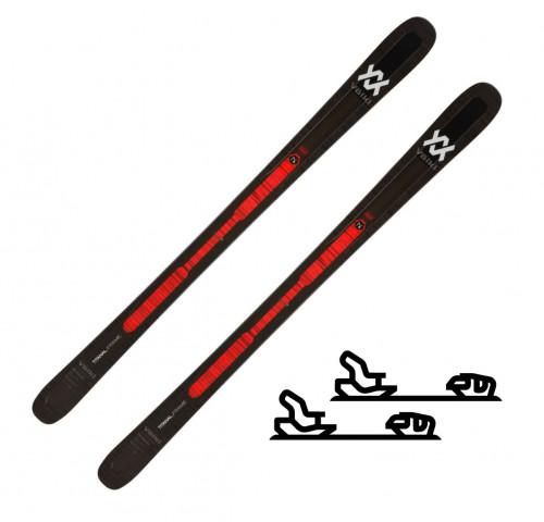 Völkl M5 Mantra - Slalomskipakke med binding