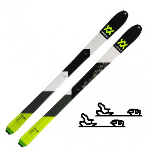 Völkl Vta 88 - Slalomskipakke med binding