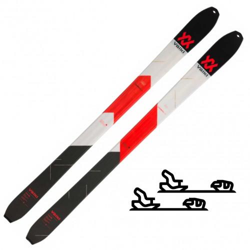 Völkl Vta 98 - Slalomskipakke med binding