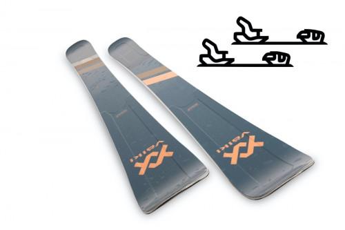 Völkl Secret 92 - Slalomskipakke med binding