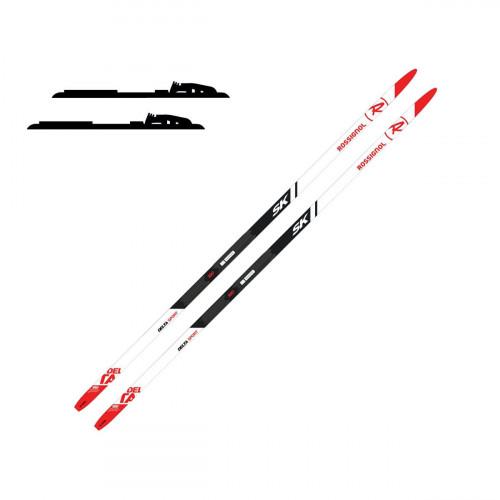 Rossignol Delta Sport Skating - Ifp - Langrennskipakke med binding