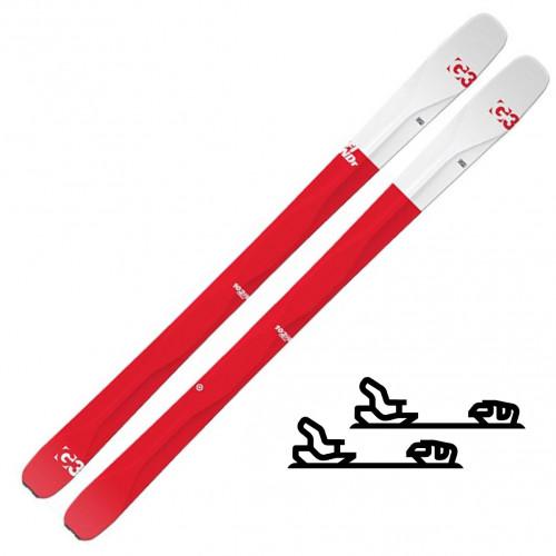 G3 Findr 102 - Slalomskipakke med binding