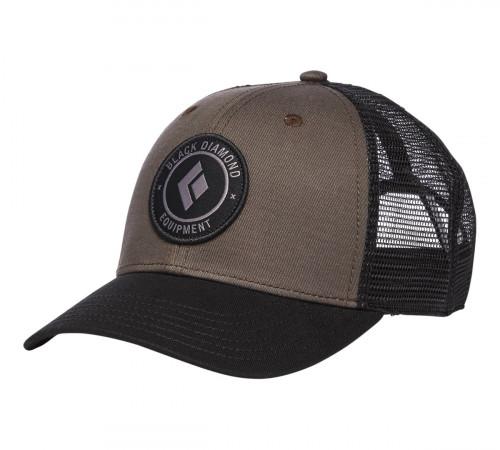 Black Diamond Bd Trucker Hat Walnut-Black