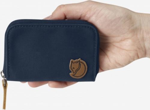 Fjällräven Zip Card Holder Dark Grey