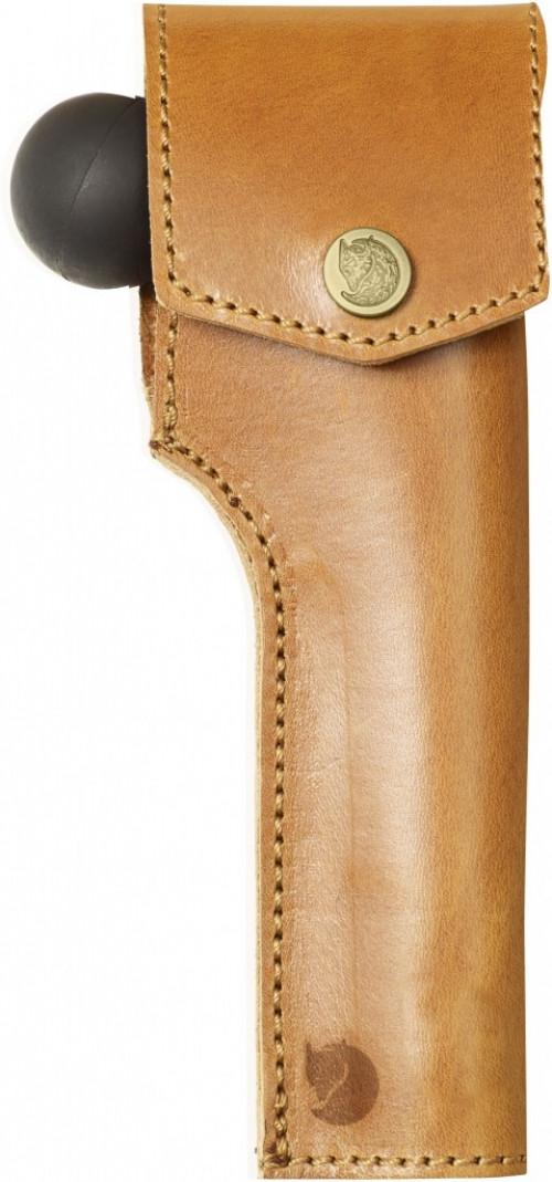 Fjällräven Bolt Case Leather Cognac