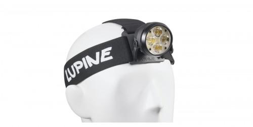 Lupine Wilma X7 3200 Lumen, Hodelykt Black