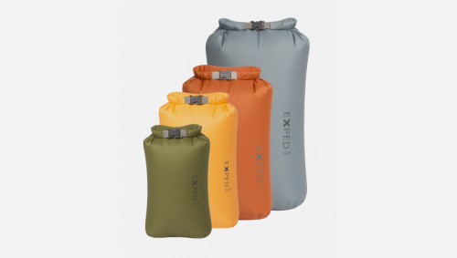 Exped Fold Drybag Std 4 Pack XS-L