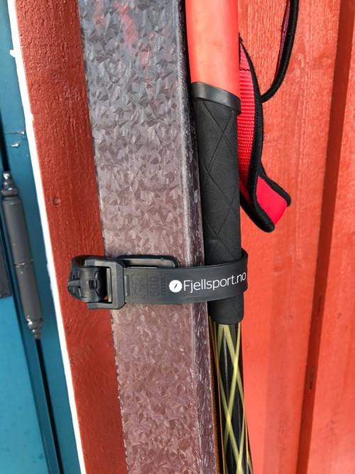 G3 Ski Strap M/Logo Fjellsport Black 50cm