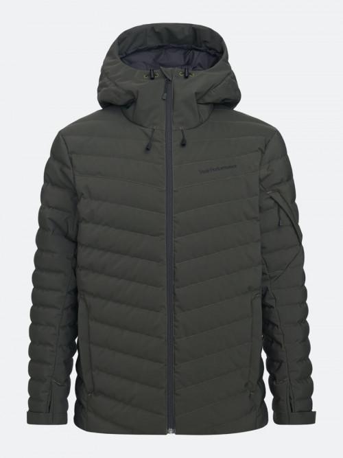 Peak Performance M Frost Ski Jacket Coniferous Green