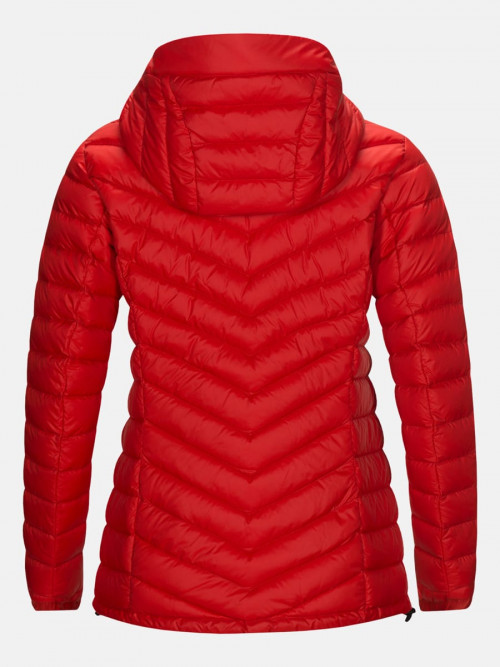 Peak Performance Women's Frost Down Hooded Jacket Dynared