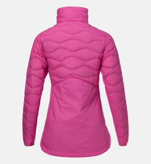 Peak Performance Women's Helium Hybrid Anorak Vibrant Pink