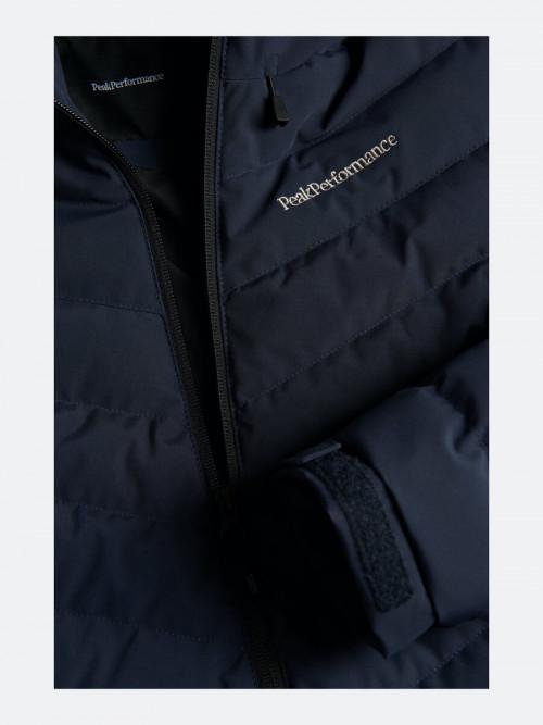Peak Performance W Frost Ski Jacket Blue Shadow