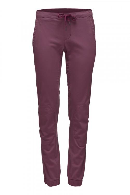 Black Diamond Women's Notion Pants Bordeaux