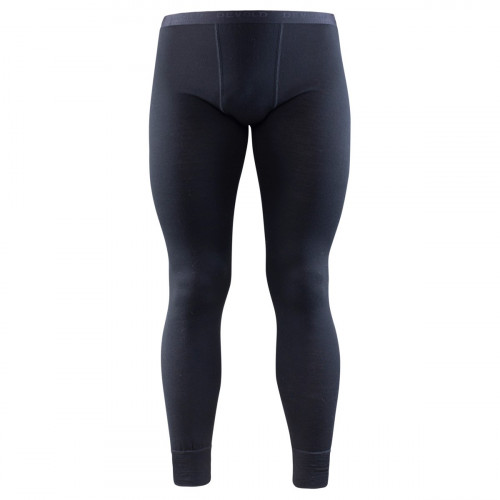 Devold Breeze Man Long Johns Black