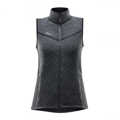Devold Tinden Spacer Woman Vest Anthracite