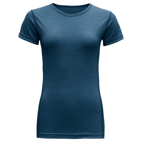 Devold Breeze Woman T-Shirt Flood