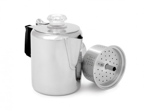 GSI Glacier Stainless Perculator 9 Cup