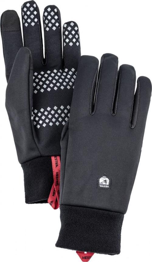 Hestra Windshield Liner - 5 Finger Svart