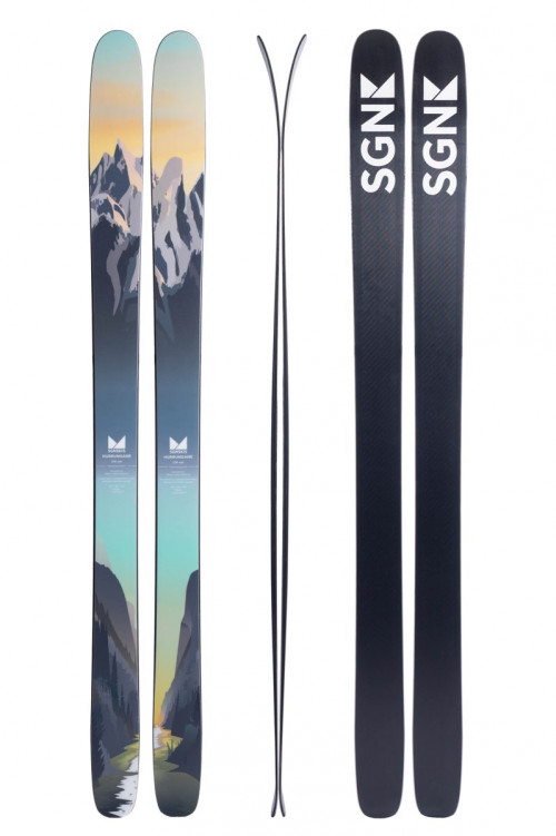 SGN Skis Hurrungane