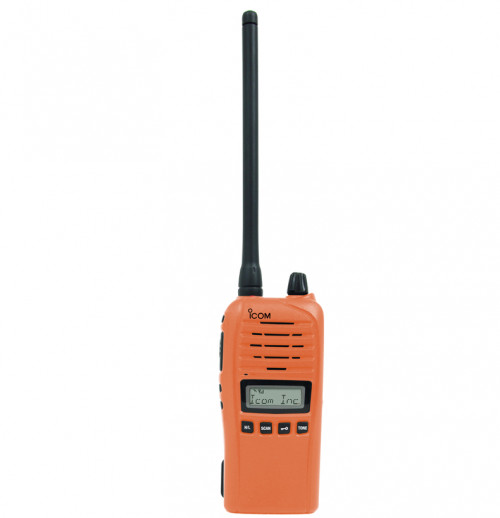 Icom Prohunt Advanced Jaktpakke Orange