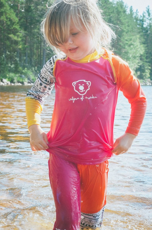 Isbjörn Of Sweden Sun Leggings Kids Lagune