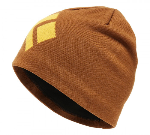 Black Diamond Torre Wool Beanie Dark Curry-Ochre