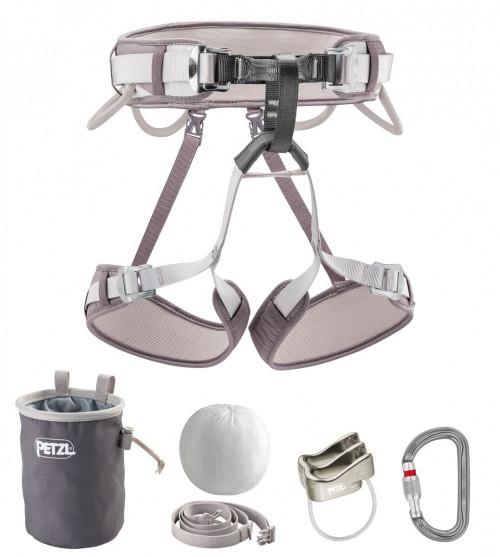 Petzl Kit Corax Sele Klatrepakke Str. 2 M-XL