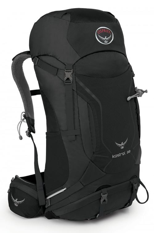 Osprey Kestrel 38 Ash Grey